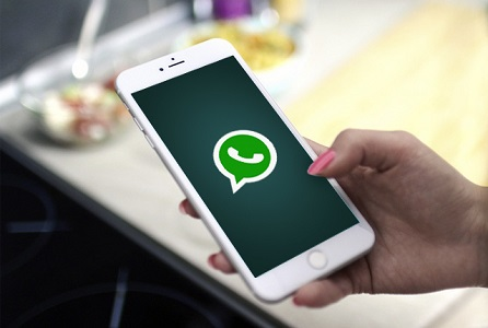 WhatsApp limits text forwards Whatsapp access from another device