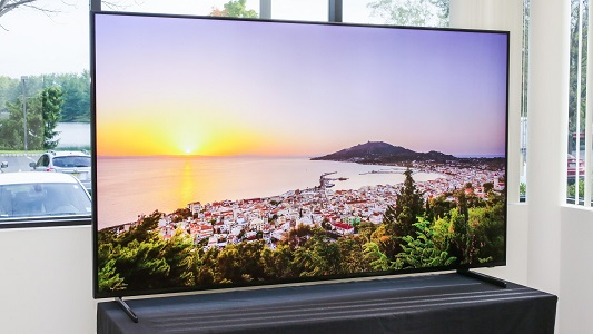 difference between 8K and 4K TV