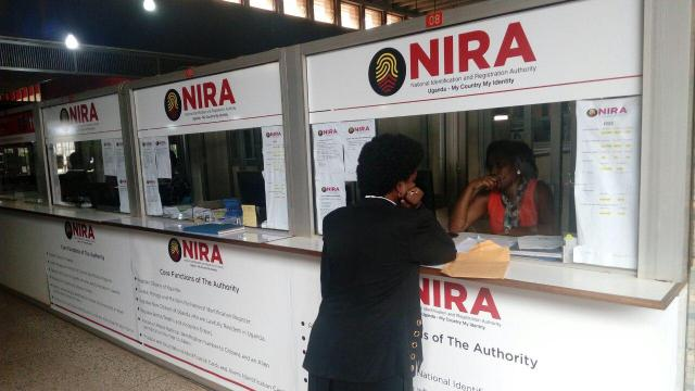 apply for a national ID in Uganda