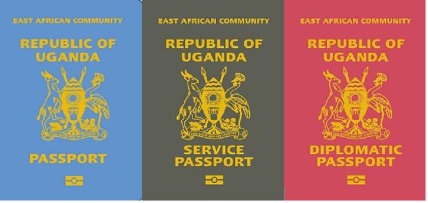 apply for ePassport in Uganda