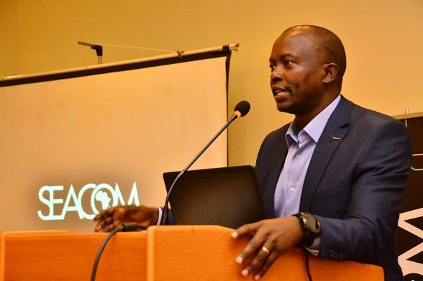 Seacom Uganda Tonny Tugee