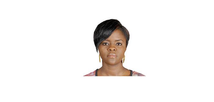 Fatu Ogwuche, politics, government outreach manager for Africa