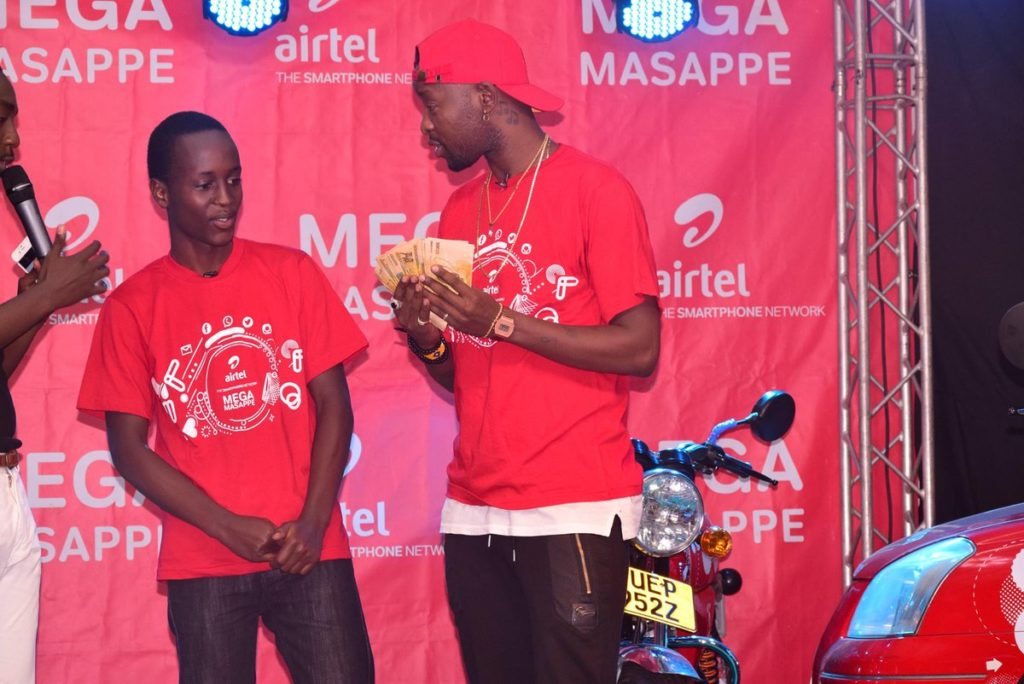 airtel uganda mega massape