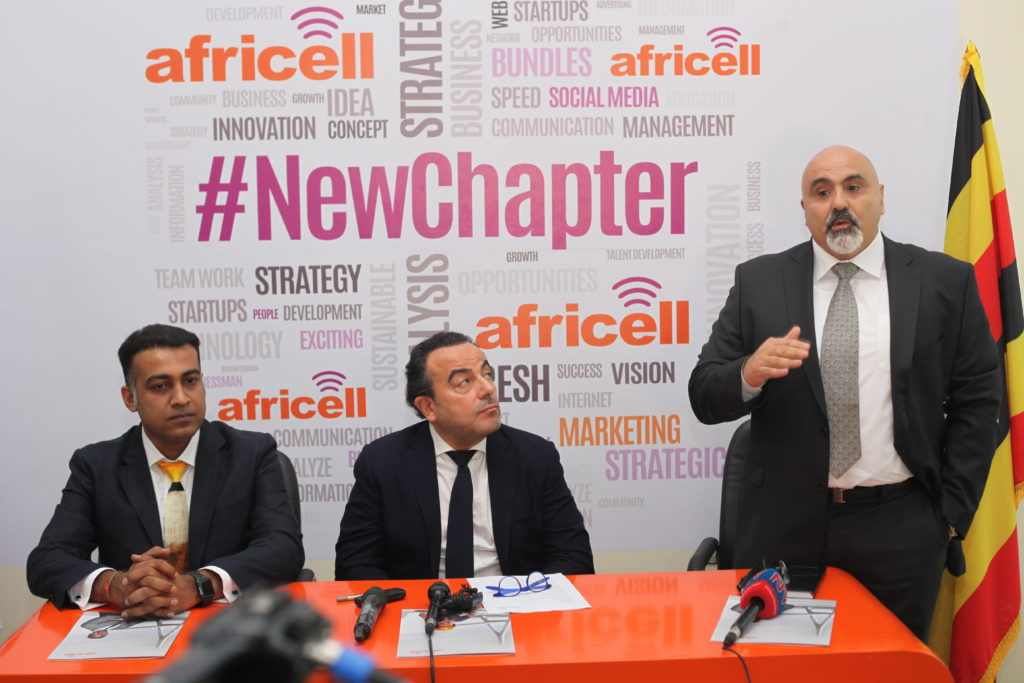 africell uganda new chapter
