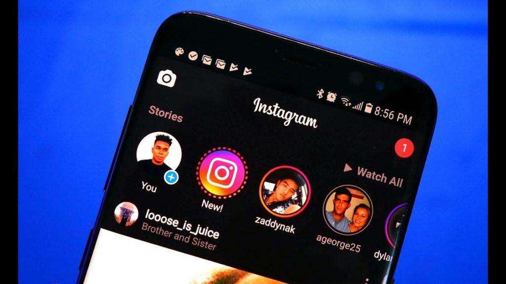 instagram dark mode is here stories gifs reels add tweet to instagram story