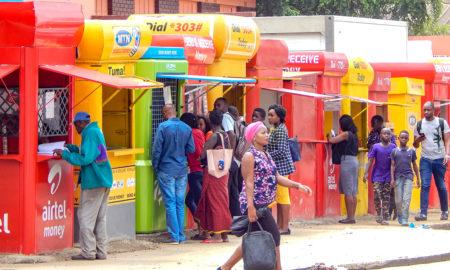 mobile money withdraw rates