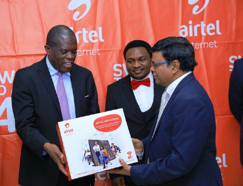 airtel broadband internet