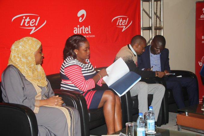 itel airtel partnership