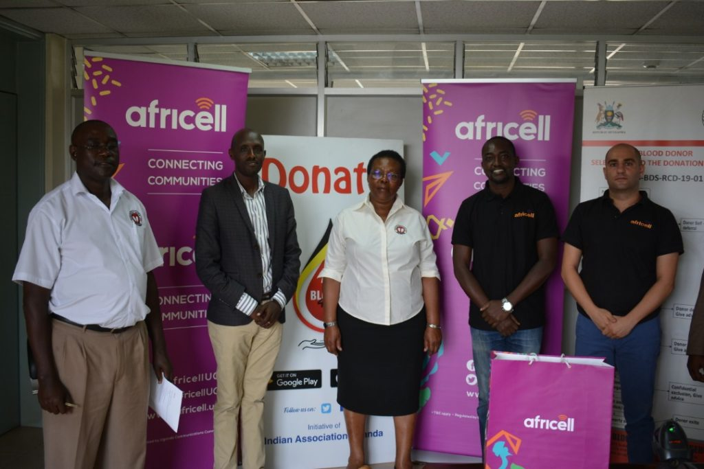africell ubts partnership