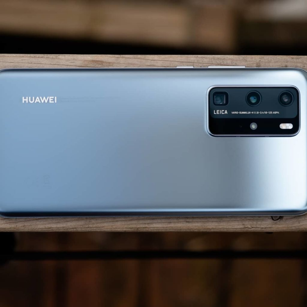 huawei p40 dedicated microphone