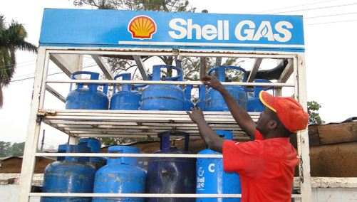 shell gas home delivery