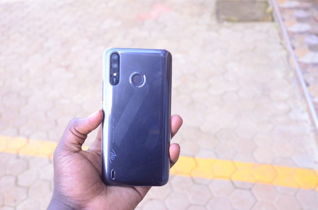 itel a56 features