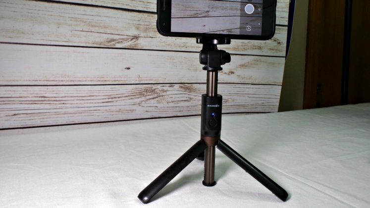 selfie stick tripod from odukar