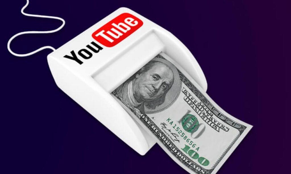how to make youtube money