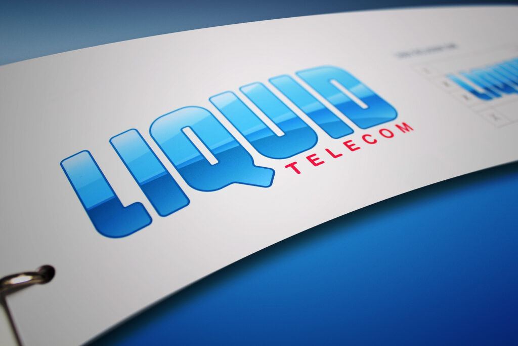 Liquid Telecom internet liquid intelligent rebranding liquid fibre