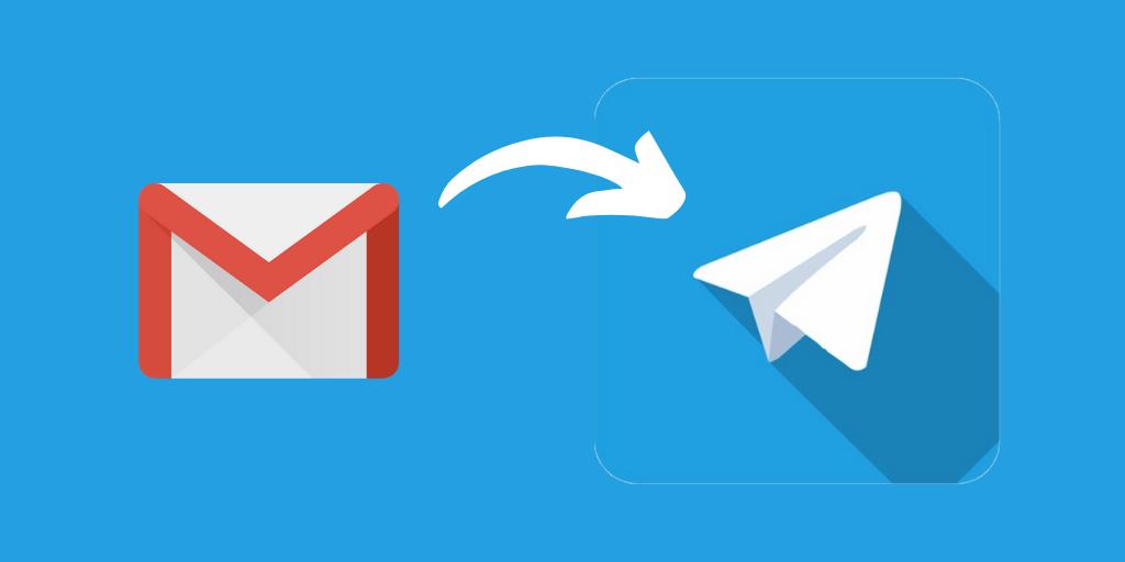 gmail account via telegram