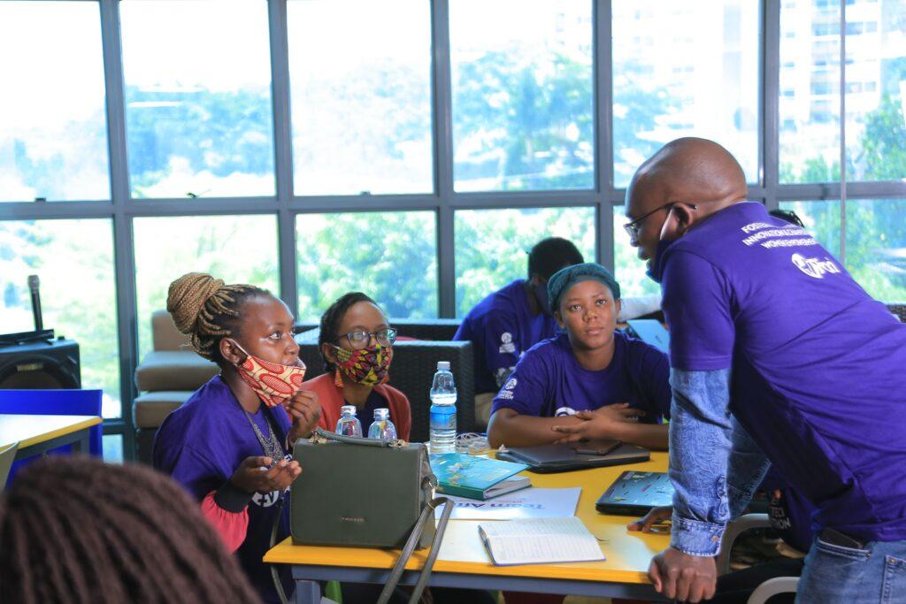 women in FinTech Hackathon
