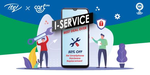 itel i-service