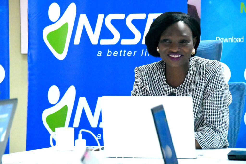 nssf benefits claims online