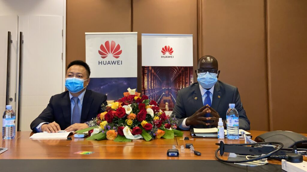 huawei uganda 2020 seeds for the future program
