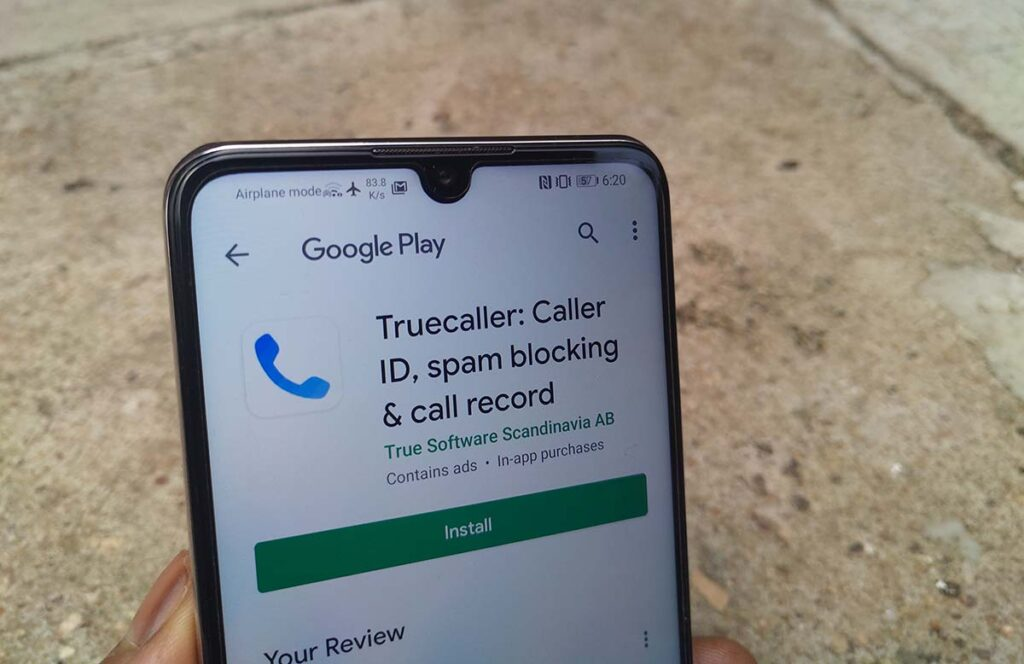 How to enable the Truecaller Call reason feature