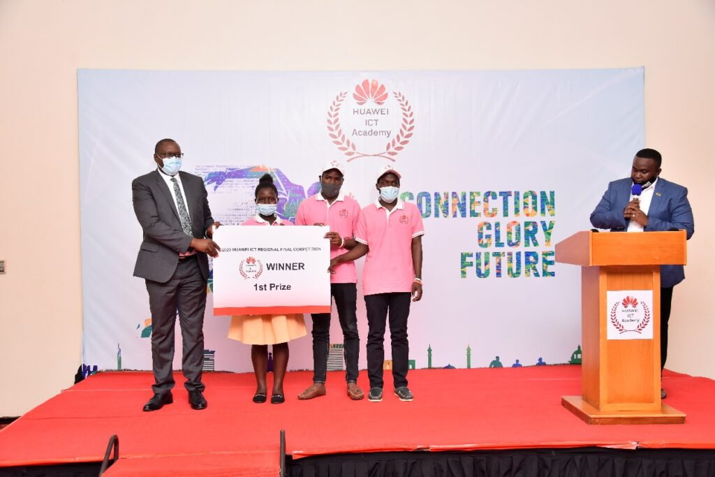 huawei global ict competitions