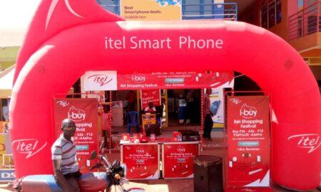 itel ibuy shopping festival