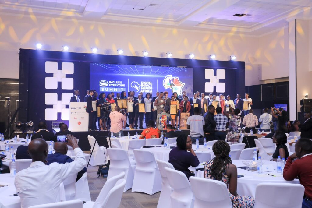 Nominees for the 2020 Digital Impact Awards