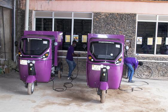 sokowatch electric tuktuks