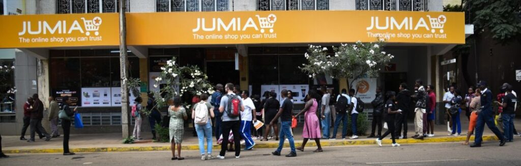 jumia expands pick-up stations