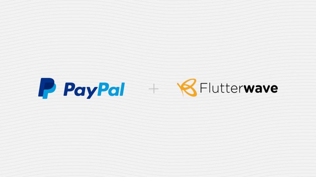 paypal flutterwave partnership