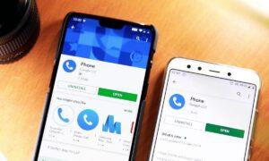 record calls google phone app