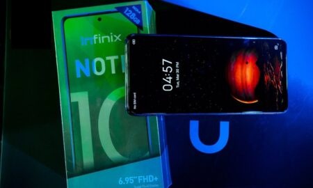 infinix note 10 specifications