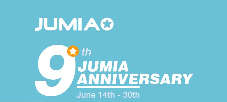 jumia anniversary sale 2021