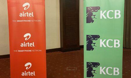 kcb airtel uganda
