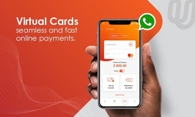 Telkom launches Mastercard virtual card for use on WhatsApp