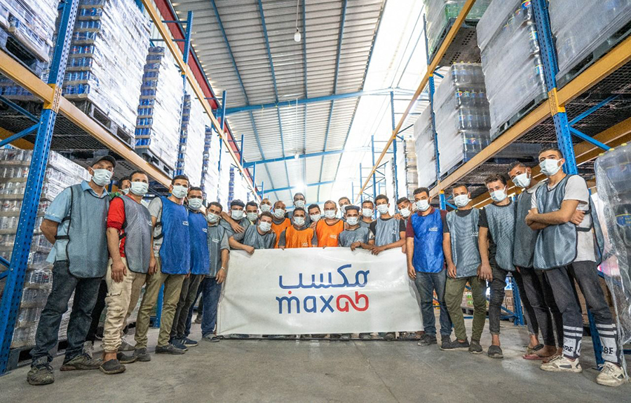 MaxAB, Egypt's wholesale food & grocery ordering platform raises $40M to expand across the MENA region