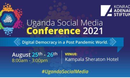 uganda social media conference 2021