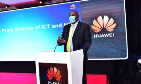 ict minister huawei