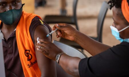 safeboda vaccination drive