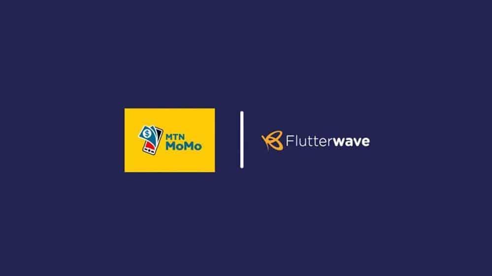 mtn flutterwave mtn mobile money partnership