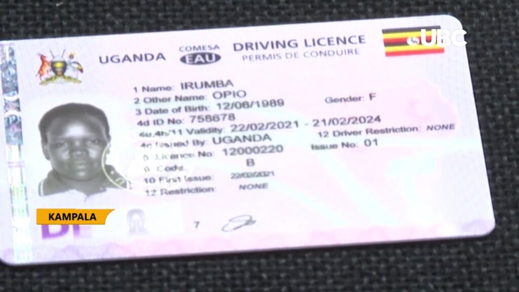 How to apply for a driving permit in Uganda online