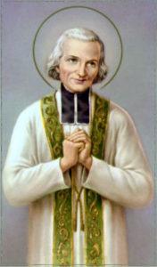 Feast of Saint John Maria Vianney