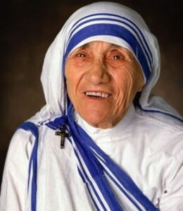 Feast of Saint Mother Theresa