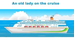 An old lady on the cruise Story in Tamil