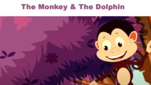 The Monkey & The Dolphin Story in Tamil