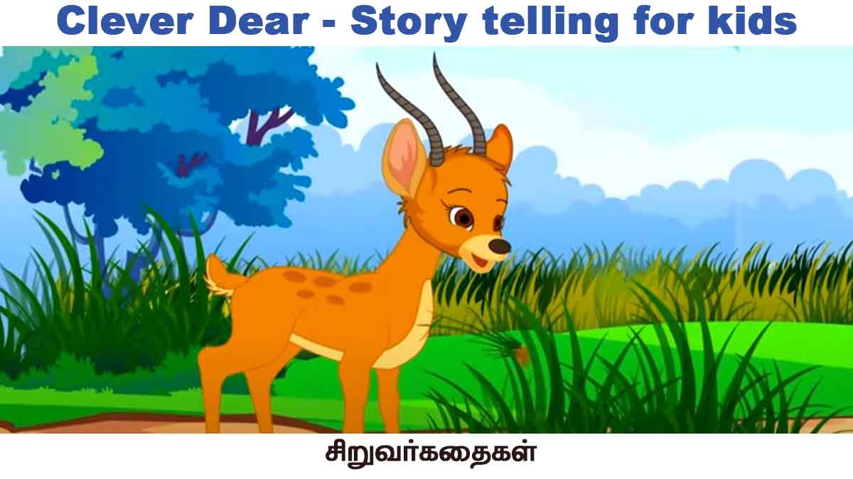 Clever Dear - Story telling for kids