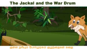 The Jackal and the War Drum