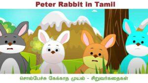 Peter Rabbit in Tamil