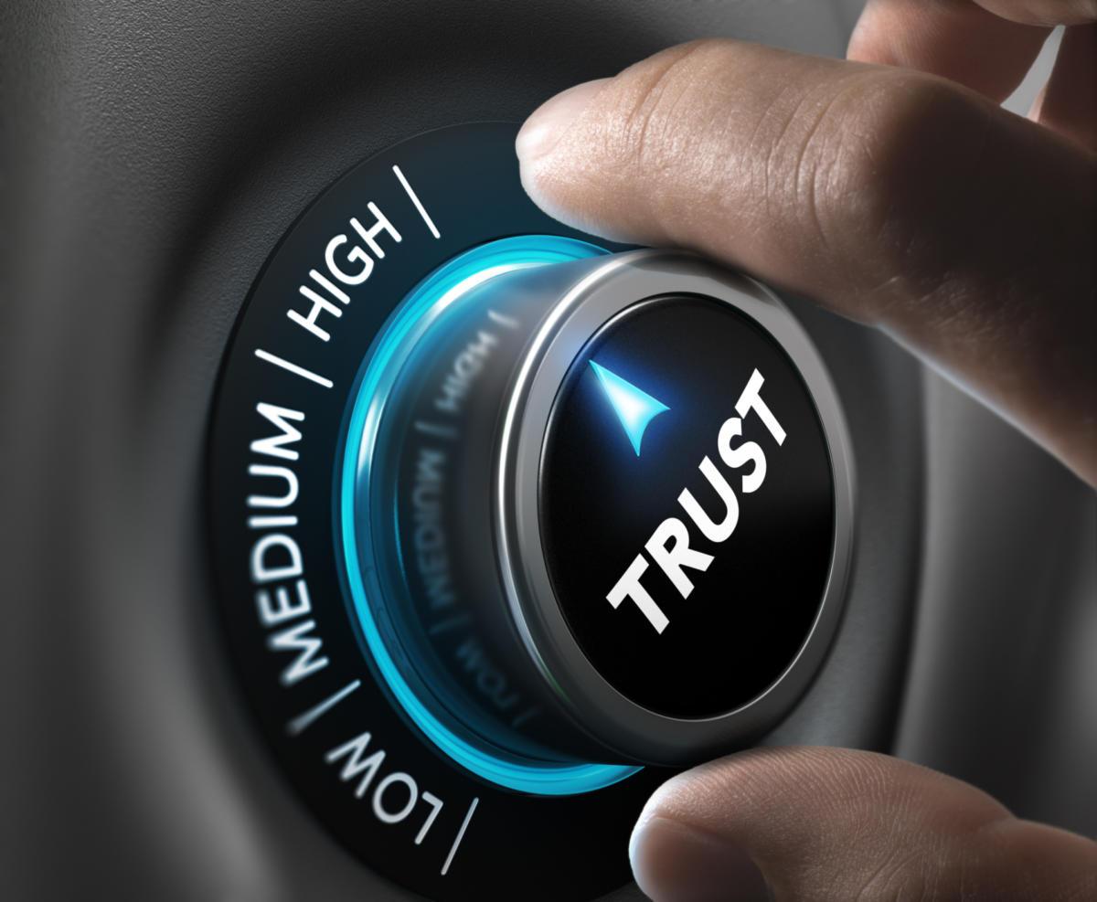 Trust in partnership
